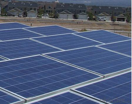 Monocrystalline Silicon Solar Modules 48Cell-205W
