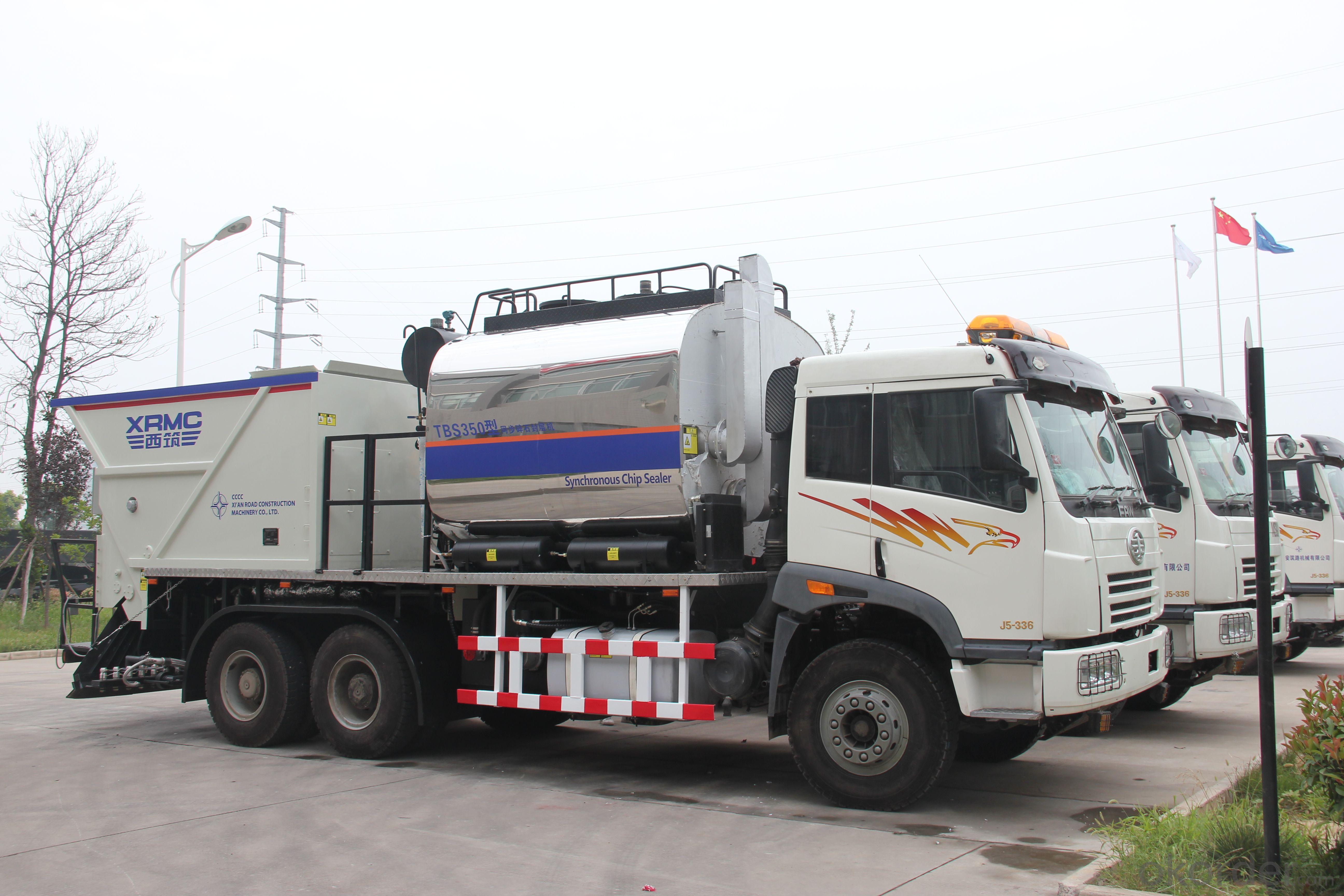 TBS350 Macadam Sealing Machine