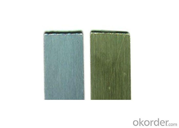 Metalic Color Design High Pressure Laminates