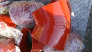 CAST IRON PIPE FITTINGS-EN877