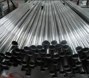 Stainless Seamless Steel Pipes With Good Price