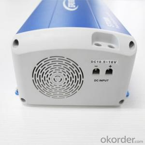Pure Sine Wave Inverter/Power Inverter 300W, DC 12V to AC 220V/230V STI 300