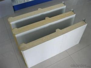 New style Hidden screw kind PU sandwich panel