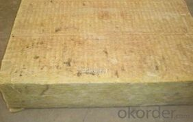 Thermal Insulation Rock Wool Board For External Wall