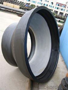 Fittings Ductile iron ISO-2531