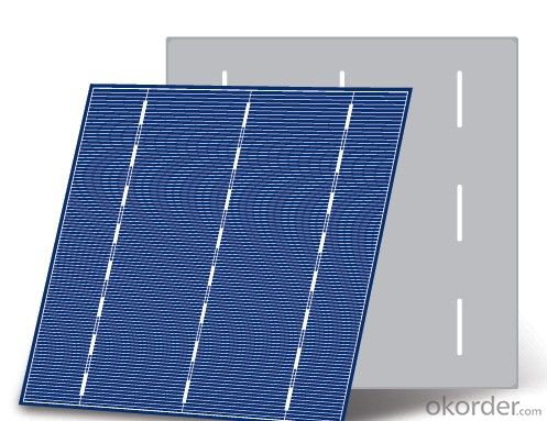 solar cells mono 125x125mm