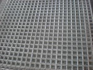 Gavanized Welded Wire Mesh Panel