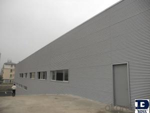 china supplier prefab steel structural