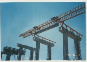 Launching Gantry / Beam Launcher