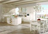 PVC Kitchen Cabinet-Roman Time ZB001