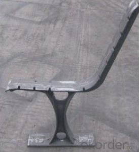 Ductile iron chair leg