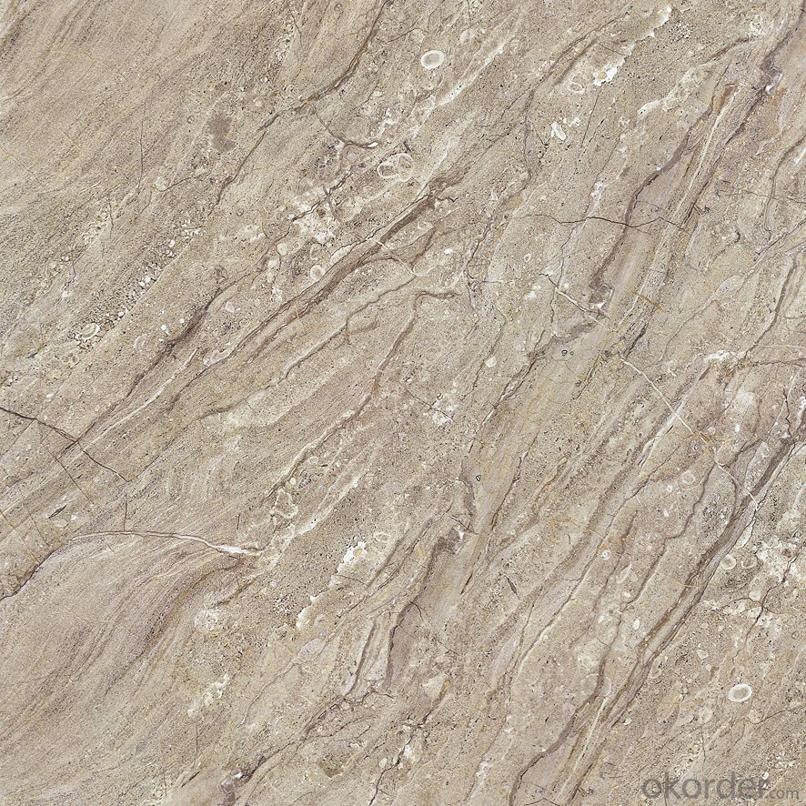 Full Polished Glazed Porcelain Tile 600 YDL6BB358