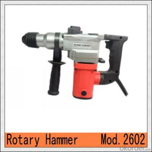 Three functions 26mm Hammer
