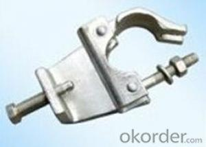British Type Fixed Girder Clamp