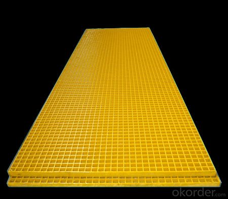 Fiberglass FRP Phenolic Molded and Pultruded Grating