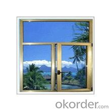 Glass sliding windows