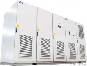 High Medium Voltage Drive 6KV 250KW RMVC4000-A060/320 VFD