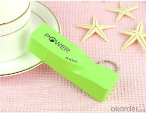 perfume power bank with led light