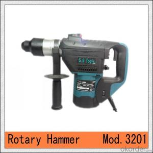 three functions 32mm Speed ​​Hammer