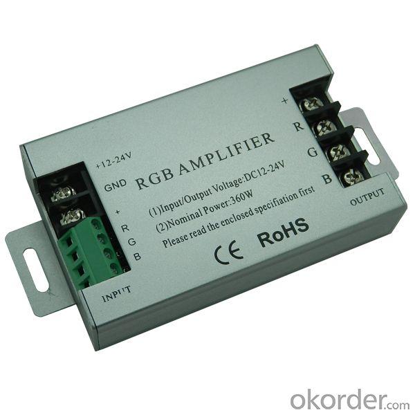 Aluminum 360W RGB Amplifier