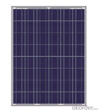 Polycrystalline Silicon Solar Panel Model CR190P-CR160P