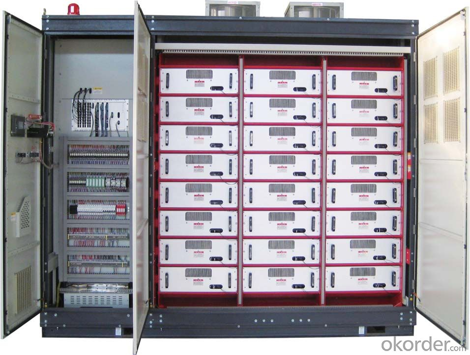 High Medium Voltage Drive 4.16KV 500KW RMVC4000-A040/630 VFD