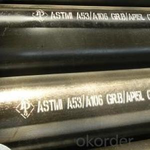 STEEL PIPE   SEAMLESS PIPE
