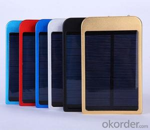 USB SOLAR BATTERY CHARGER FOR MOBILE PHONE Portable Mobile Power Bank 2600mah