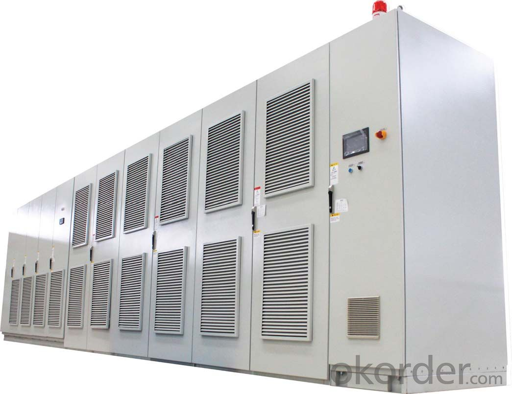 High Medium Voltage Drive 11KV 280KW RMVC4000-A110/360 VFD