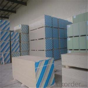 Gypsum Board for Drywall