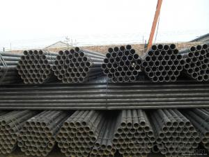 Hot dip galvanized iron steel pipe for oil