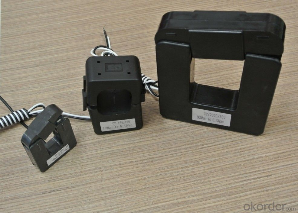 Split Core Current Transformers PCT T10 With Low Price