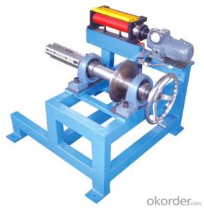 RECOILER MACHINE FOR OPENNING THE COIL MAX 10MT