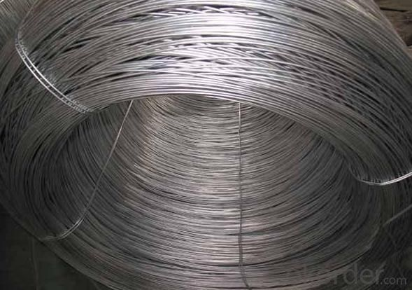 Galvanized Iron Wire For Hexagonal Wire Mesh