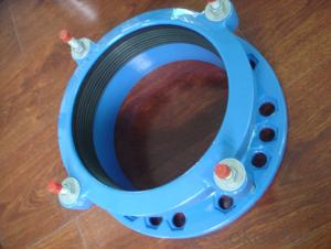Flange Adaptor with Epoxy Coating