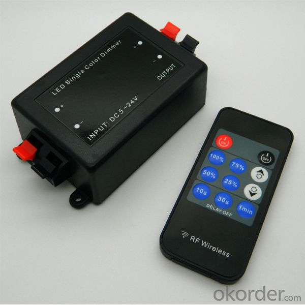 RF 11 Keys led dimmer