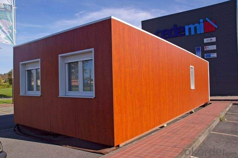luxury container houses, prefabricated shipping container house