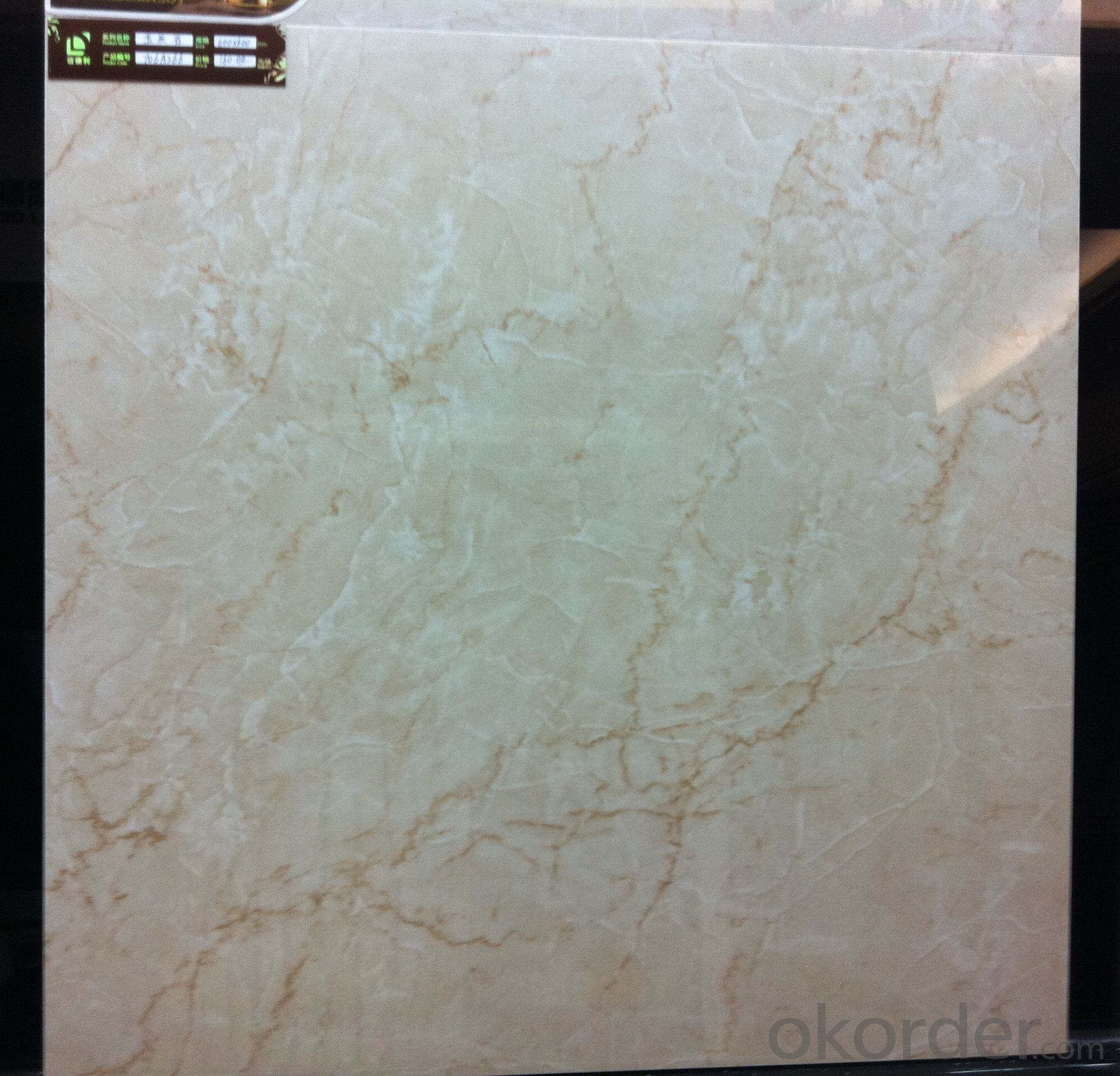 Full Polished Glazed Porcelain Tile 600 YD6A266