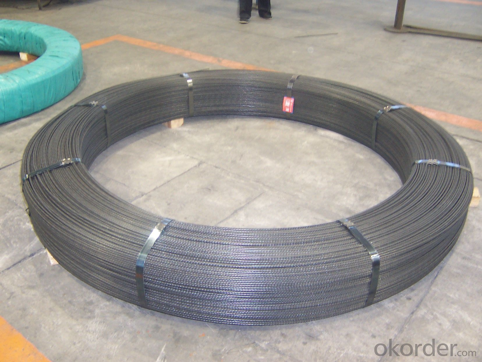 Prestress Indented Wire
