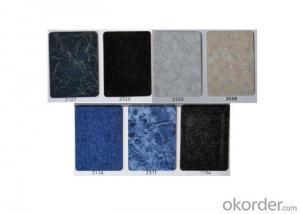 Stone Color Design High Pressure Laminates