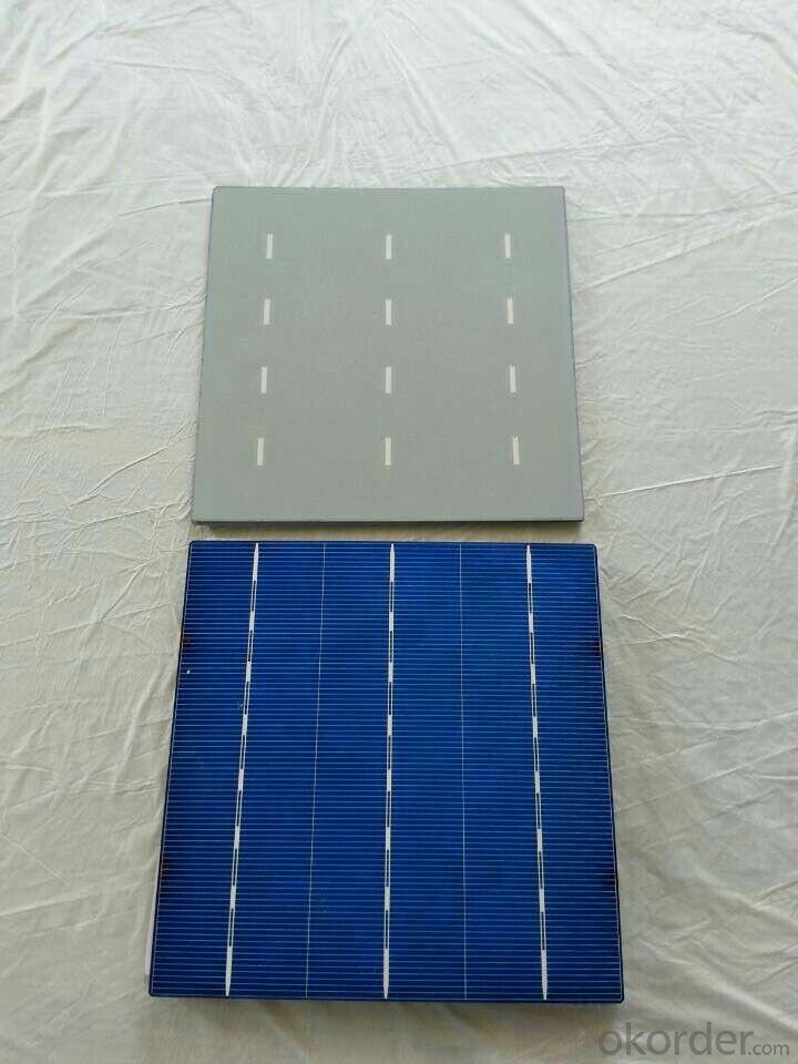 Solar Cells for Assembling Solar Panel