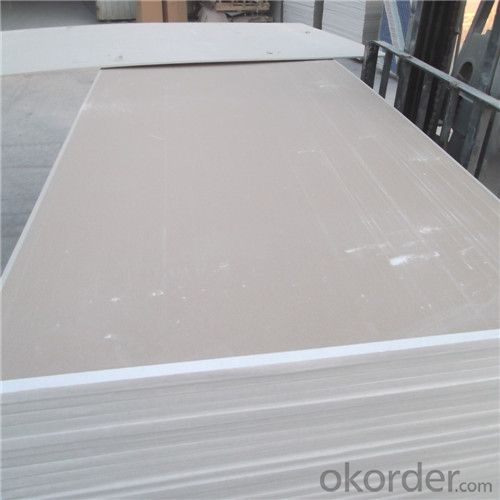 Normal Type Gypsum Board