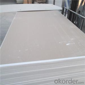 Gypsum Board with Moisture Proof Type