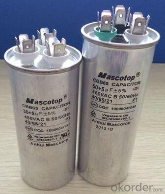 rohs capacitor cbb65
