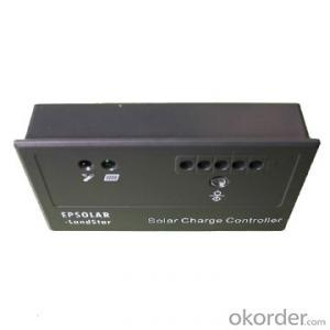 Surface Mounting PWM Solar Panel Charge Regulator /Controller ,10A,12V/24V,LS1024S