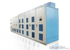 Medium Voltage Drive VFD 440KW 3.3 KV HIVERT-Y 3.3/096