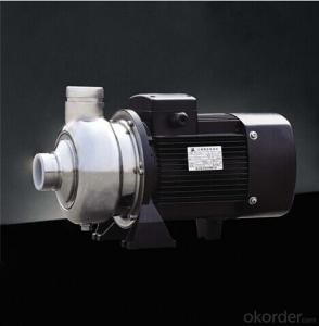 SO, SC Stainless Steel Horizontal Single-stage Centrifugal Pump