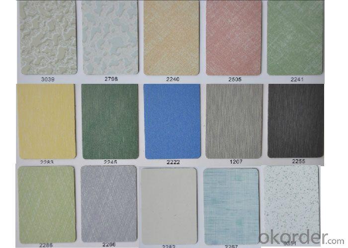 Stone Color Design High Pressure Laminates