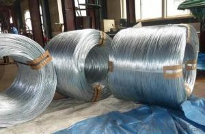 High Quality Galvanized Iron Wire Roll