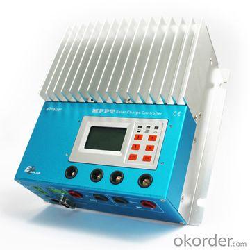 MPPT Solar Panel Charge Controller 30A,12/24/36/48V,ET3415N